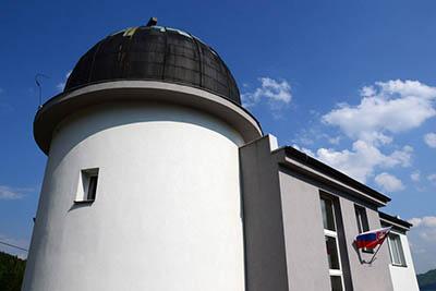 Kysucká hvezdáreň