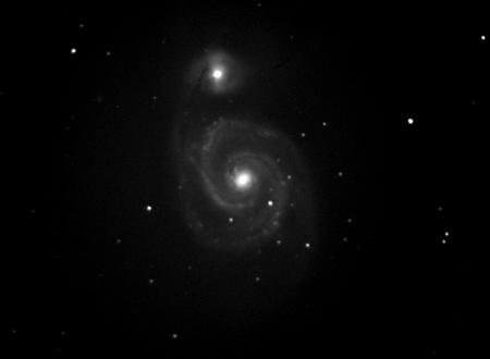 Galaxie M51