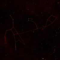 Jak nalézt souhvězdí Cepheus