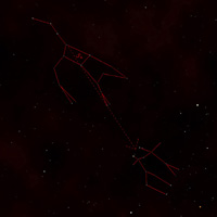 Jak nalézt souhvězdí Blíženci