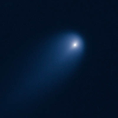 Credit: NASA, ESA, J.-Y. Li (Planetary Science Institute), and the Hubble Comet ISON Imaging Science Team