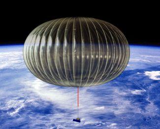 Balón ULDB