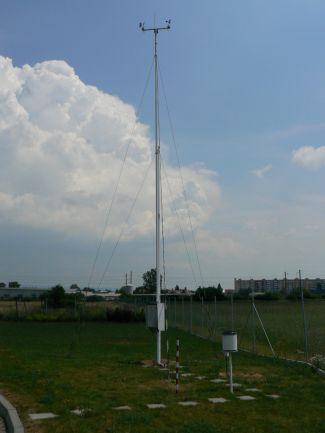 Stanice typu AKS1 v Olomouci