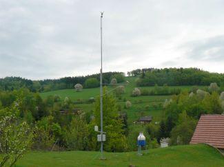 Stanice typu AKS2 ve Valašské Senici