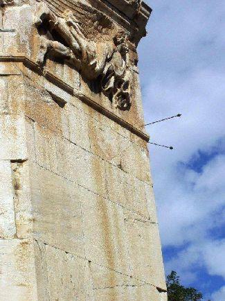 """Athénska """"Veža vetrov"""""""